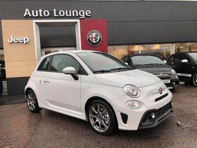 begagnad Abarth 595 Turbo 1.4 145 hk