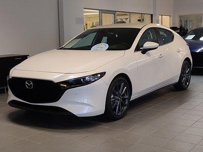 begagnad Mazda 3 X 2.0 Sky Aut Mild-hybrid 180hk