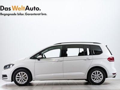 begagnad VW Touran 1,4 TSI 150 DSG7/AUTOMAT