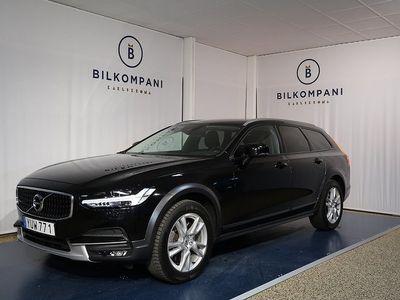 begagnad Volvo V90 CC D4 AWD Momentum, Plus Euro 6 190hk