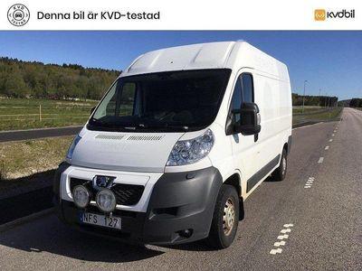 begagnad Peugeot Boxer 2.2 HDI Skåp (130hk)