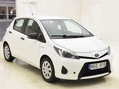 begagnad Toyota Yaris 1.5 HSD 5dr M-VÄRM AUT 2013, Halvkombi 119 800 kr