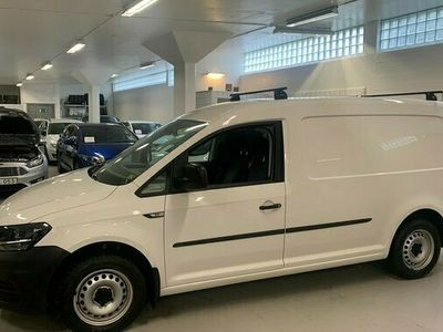 begagnad VW Caddy Maxi Cross Caddy2.0 TDI Värmare Drag 2016, Transportbil Pris 164 900 kr