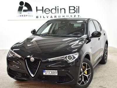 begagnad Alfa Romeo Stelvio SUPER 2.0 280HK AT8 AWD MY18 K4