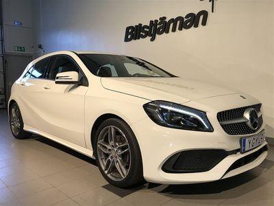 begagnad Mercedes 180 A-KlassAMG Sport Euro 6 122hk