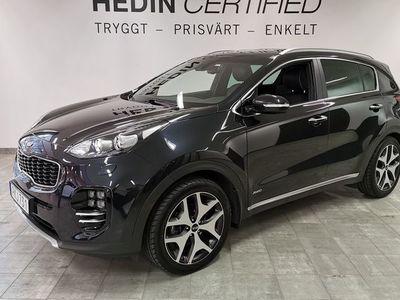begagnad Kia Sportage 2,0 CRDI MAN AWD GT-LINE // Drag // 1 Ägare