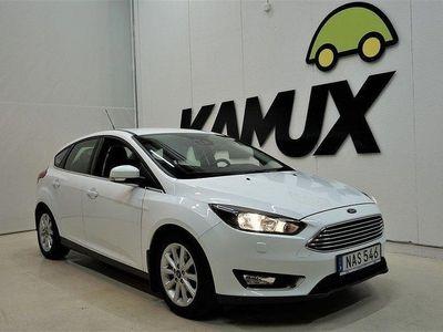 begagnad Ford Focus 1.0 | EcoBoost Manuell | 125hk