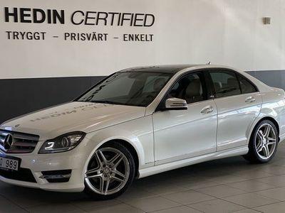 begagnad Mercedes C350 - BenzBLUEEFFICIENCY 4MATIC Aut7 / / PANORAMATAKLUCKA / / (306hk)