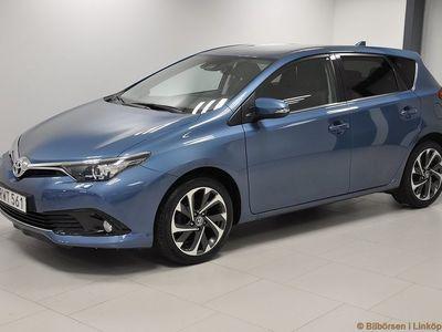 begagnad Toyota Auris 1.2T 5dr (116hk)