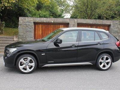 begagnad BMW X1 23dA 204 hk xDrive/Välutr/Byte/Finans