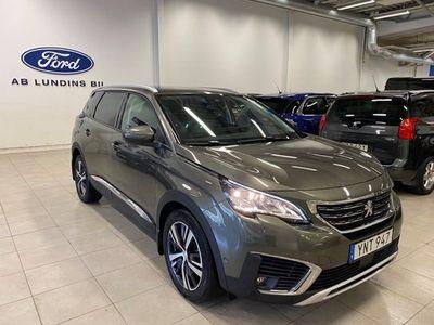 begagnad Peugeot 5008 Allure 1.6 BlueHDi Eu6 7-sits