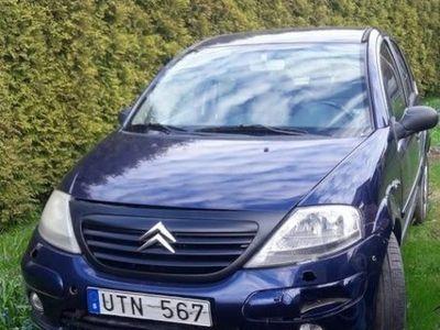 begagnad Citroën C3