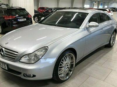 begagnad Mercedes 500 CLS BenzV8 . Mkt Utrustning 2005, Sportkupé Pris 139 000 kr