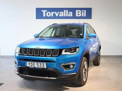 begagnad Jeep Compass 1.4 Limited 4WD Automat 170hk