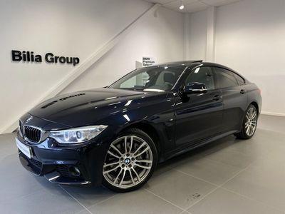 begagnad BMW 435 Gran Coupé i xDrive | M Sport | Navi |