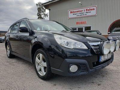 begagnad Subaru Outback 2.0 4WD/150hk/Automat/Drag/Sve -14
