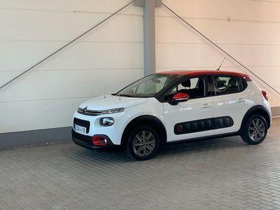 begagnad Citroën C3 1,2 PureTech 82 Hk