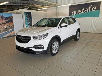 begagnad Opel Grandland X 1.2 Turbo Enjoy Euro 6 130hk