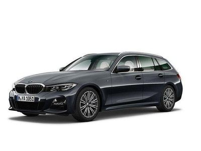 begagnad BMW 330 i xDrive Touring 1,95% Ränta M-Sport Connected Winter