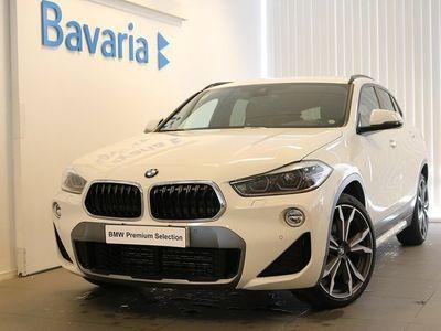 begagnad BMW X2 xDrive20d Innovation ed M sport X Drag Nav Backkamera