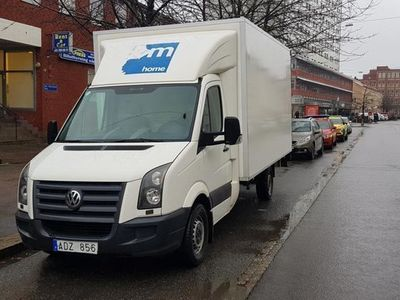 begagnad VW Crafter Chassi 2.5