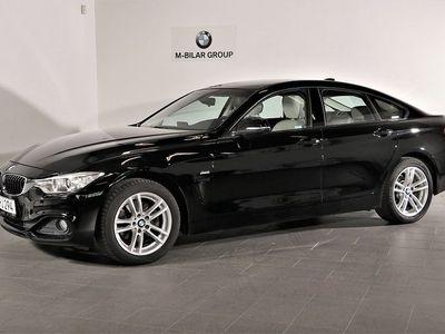 begagnad BMW 420 Gran Coupé d xDrive / / Sport line / 1,95% ränta