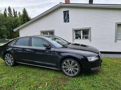 begagnad Audi A8