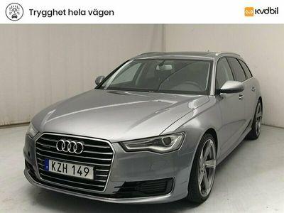 begagnad Audi A6 3.0 TDI Avant quattro 2016, Kombi Pris 160 000 kr