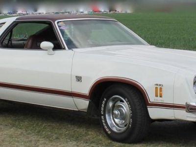 gebraucht Chevrolet Chevelle Laguna S3, 1976
