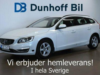 begagnad Volvo V60 D4 Classic Momentum EU6 VOC 2018, Kombi Pris 189 900 kr