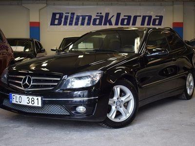 usata Mercedes CLC180 Kompressor 143hk / Solt -10