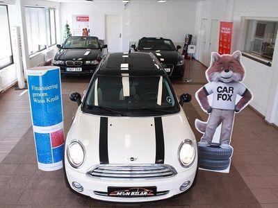 begagnad Mini Cooper Clubman Automat 122hk Panorama Drag P-Hjälp