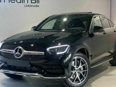 begagnad Mercedes 300 - Benz GLC Coupé/ / AMG - Line ext / / Burmester / / Värmare / / drag / / 360 kamera
