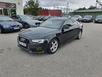 begagnad Audi A5 Coupé 3.0 TDI quattro S-Line, FACELIFT NYBES
