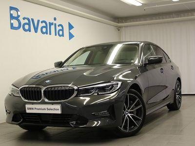 begagnad BMW 330 i Sedan Värmare Laserstrålkastare Head Up Aut