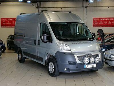 begagnad Peugeot Boxer Van 2.2 HDi 120hk Drag 0:- KR Kontantinsats