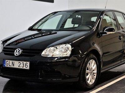 begagnad VW Golf 5-dörrar 1.9 TDI DSG Sekventiell Design 105hk