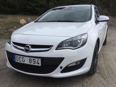 usata Opel Astra 1.4 Turbo ECOTEC Sports Tourer (140hk)
