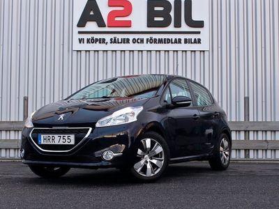 begagnad Peugeot 208 5-dörrar 1.2 VTi 82hk (762kr/mån)