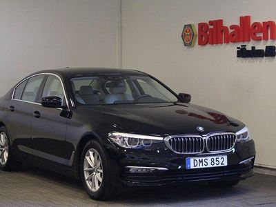 begagnad BMW 520 d xDrive Sedan G30 *Aut *Skinn