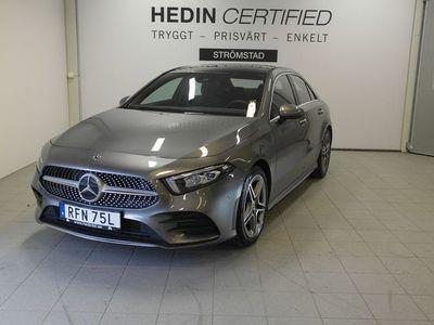 begagnad Mercedes 200 A-KLASSSedan/DEMO