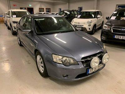 begagnad Subaru Legacy 2.0 Sedan 4AT 2006, Sedan Pris 49 000 kr