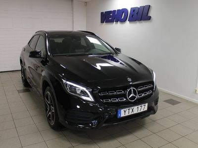 second-hand Mercedes GLA220 d 4-Matic AMG Värmare Panorama Drag