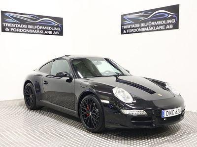 begagnad Porsche 911 Carrera 4S 3,8 355HK 3124kr/mån