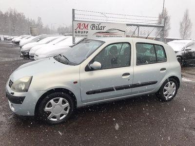 begagnad Renault Clio R.S. 5-dörra Halvkombi 1.2 Expression 75hk