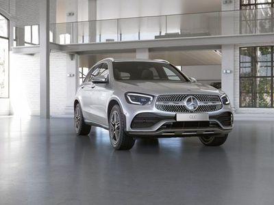 begagnad Mercedes 200 GLCd 4MATIC SUV AMG-Line