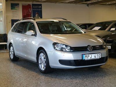 begagnad VW Golf Variant 1,4TSI/DRAG/GPS/122HK/Style
