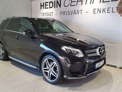 begagnad Mercedes GLE350 350d 4 Matic//AMG//Panorama//Luftfjädring