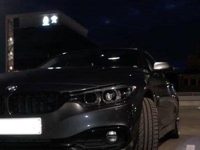 begagnad BMW 420 Gran Coupé d Sport line