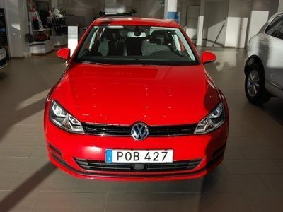begagnad VW Golf 1,2 TSI 110HK Lagerbil -17